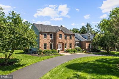 Ellicott City Single Family Home For Sale: 12673 Folly Quarter Road
