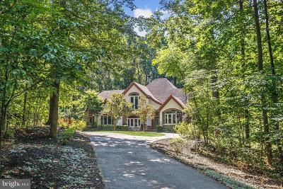 Ellicott City Single Family Home For Sale: 11424 Castle Lane