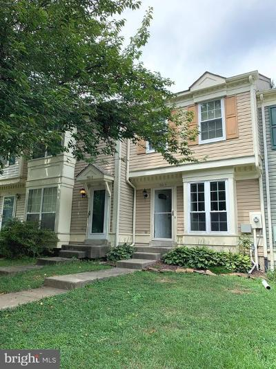 Howard County Townhouse For Sale: 9615 Lambeth Court