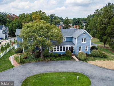 Howard County Single Family Home For Sale: 9309 Whiskey Bottom Road