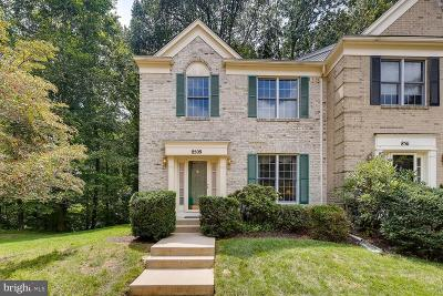 Ellicott City Townhouse For Sale: 8509 Timber Pine Court