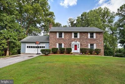 Howard County Single Family Home For Sale: 9683 Oak Hill Drive