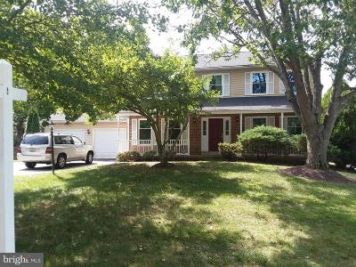 Columbia Single Family Home For Sale: 9011 Billow Row