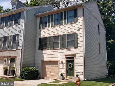 Howard County Condo For Sale: 3720 College Avenue #F6