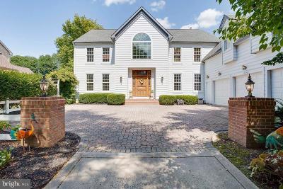 Columbia Single Family Home Under Contract: 11284 Ridermark Row
