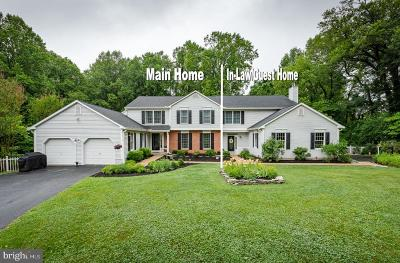 Sykesville MD Single Family Home For Sale: $724,900