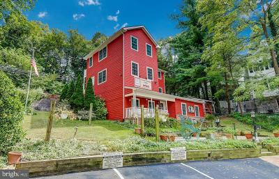 Ellicott City Single Family Home For Sale: 3774 Old Columbia Pike