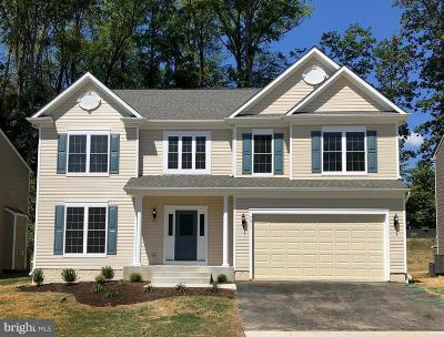 Elkridge Single Family Home For Sale: 7011 Mount Holly Way