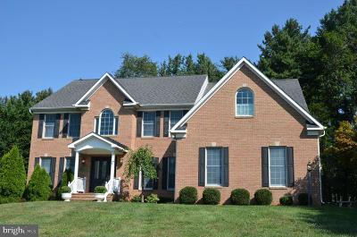 Clarksville Single Family Home For Sale: 11850 Simpson Road