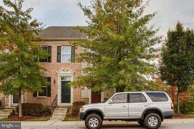 Elkridge Townhouse For Sale: 7232 Abbey Road