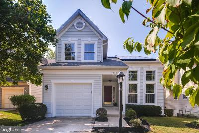 Columbia Single Family Home For Sale: 6510 Evening Company Circle