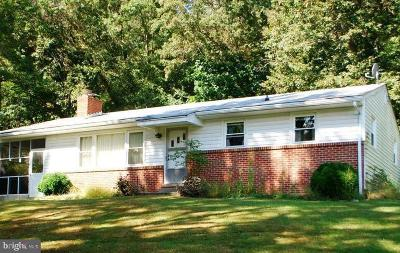 Woodbine Single Family Home Active Under Contract: 16035 Carrs Mill Road
