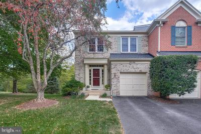 Ellicott City Townhouse For Sale: 8506 Timber Valley Court