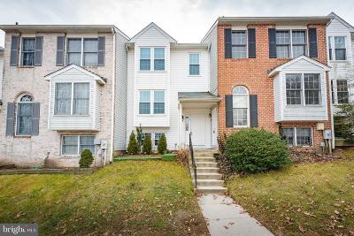 Ellicott City Townhouse For Sale: 3209 Sonia Trail #63