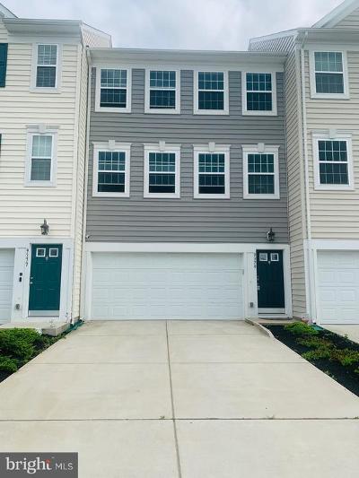 Laurel Townhouse For Sale: 9379 Washington Avenue