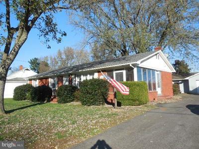 Rock Hall Single Family Home For Sale: 5989 N Main Street