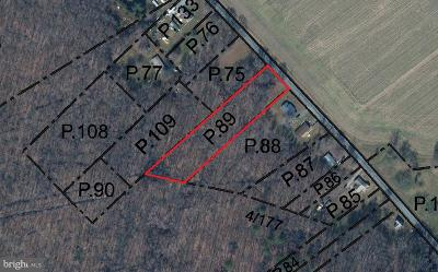Kent County Residential Lots & Land For Sale: Caulks Field Road