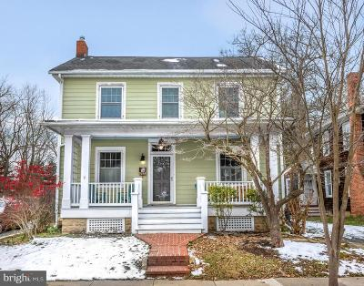 Chestertown Single Family Home For Sale: 202 Mount Vernon Avenue