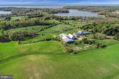 Still Pond, Worton Farm For Sale: 12430 Coopers Lane
