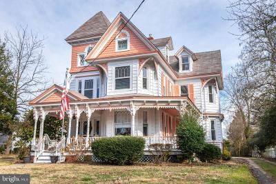 Chestertown Single Family Home For Sale: 125 Washington Avenue