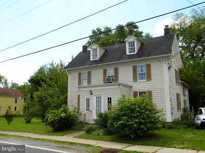 Still Pond Single Family Home For Sale: 12768 Still Pond Road