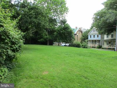 Chestertown Residential Lots & Land For Sale: 207 N Mill Street