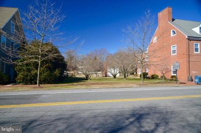 Chestertown Residential Lots & Land For Sale: 116 Cross Street