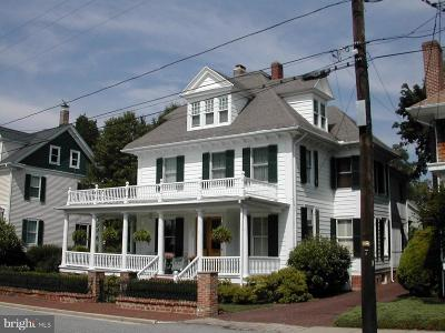Chestertown Single Family Home For Sale: 102 N Water Street