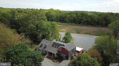 Single Family Home For Sale: 10191 Rileys Mill Road