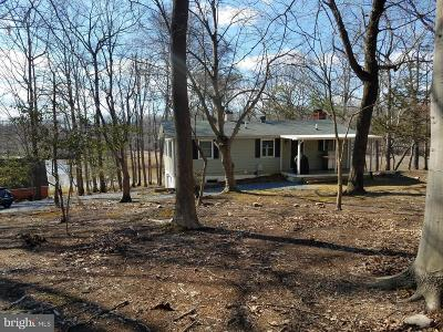 Single Family Home Under Contract: 23550 Canvasback Road