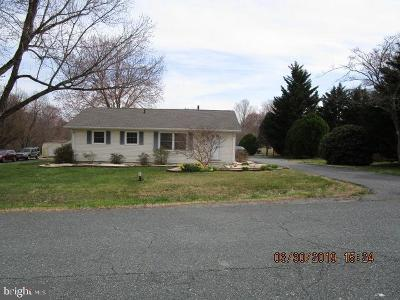 Chestertown Single Family Home For Sale: 318 Lincoln Drive
