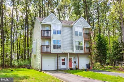 Kent County Townhouse For Sale: 21117 Striper Run
