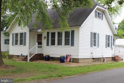 Millington Single Family Home For Sale: 186 Sassafras Street