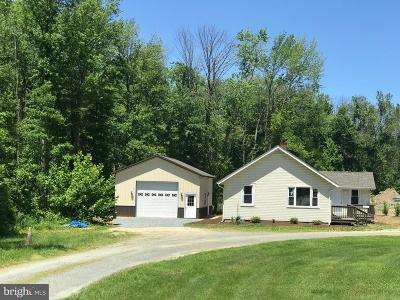 Rock Hall Single Family Home For Sale: 5868 Rock Hall Road