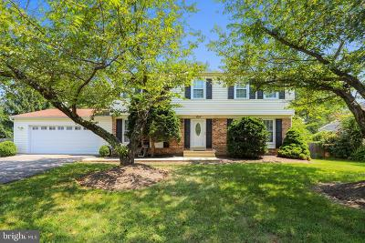 Gaithersburg Single Family Home For Sale: 614 Poplarwood Place
