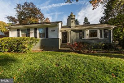 Kensington Single Family Home For Sale: 10025 Kensington Parkway
