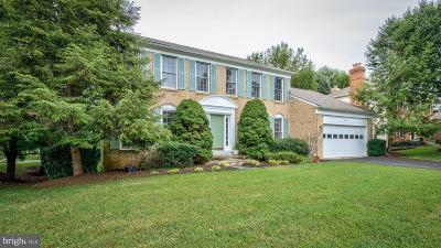 North Potomac Single Family Home Active Under Contract: 12641 Gravenhurst Lane