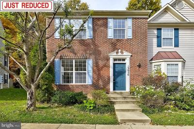 Germantown Condo For Sale: 13026 Woodcutter Circle