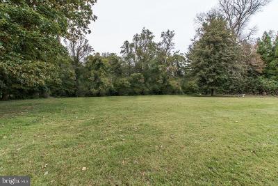 Bethesda Residential Lots & Land For Sale: 5525 Pembroke Road