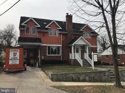 Single Family Home For Sale: 4914 Bangor Drive