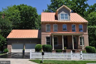 North Potomac Single Family Home For Sale: 113 Leekes Lot Way