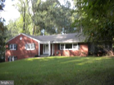 Silver Spring Single Family Home For Sale: 116 Apple Grove Road
