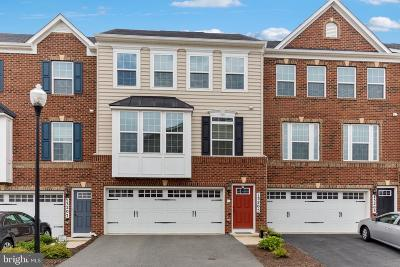 Germantown Townhouse For Sale: 13205 Tiber Falls Way