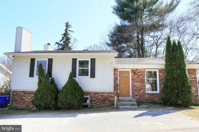 Montgomery County Single Family Home For Sale: 611 Deerhead Court