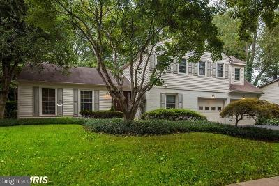 Potomac Single Family Home For Sale: 1530 Blue Meadow Road
