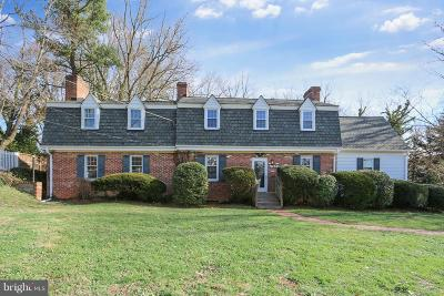 Brookeville, Olney Single Family Home For Sale: 17805 Howe Drive