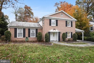 Rockville Single Family Home For Sale: 1281 Bartonshire Way