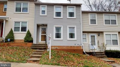 Germantown Townhouse For Sale: 11643 Summer Oak Drive