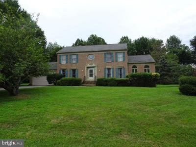 Rockville Single Family Home For Sale: 5816 Winegrove Court