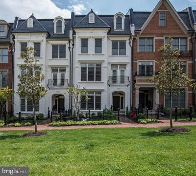North Bethesda Townhouse For Sale: 10855 Symphony Park Drive